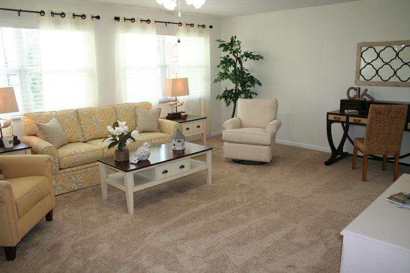Garden Home Interior 01