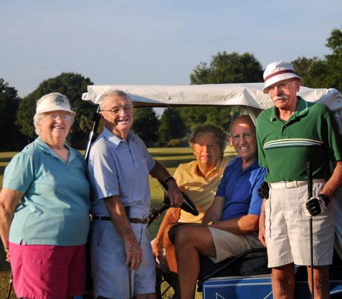 LVT Golfers 01