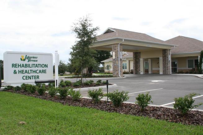 Lakeview Terrace Rehabilitation & Healthcare Center
