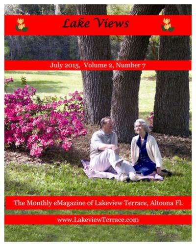 July 2015 Lake Views Issue