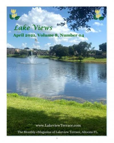 April Lake Views Emag.