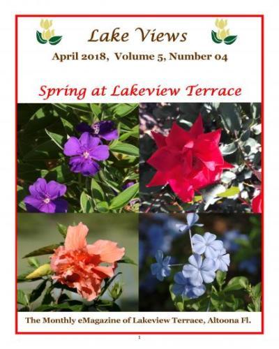 April Lake Views