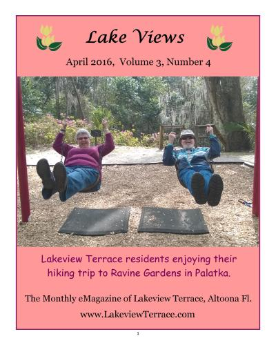 Lake Views E-magazine