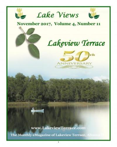 Lake Views - November 2017 eMagazine