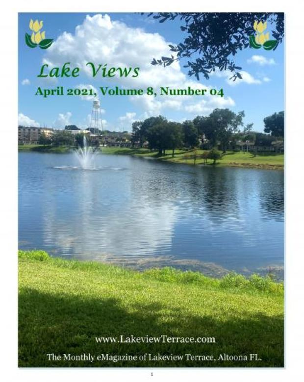 April Lake Views Emag.