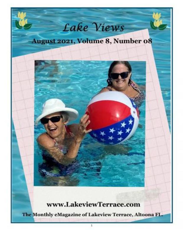 August 2021 Lake Views