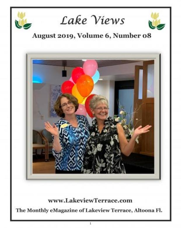 August Lake Views E-magazine