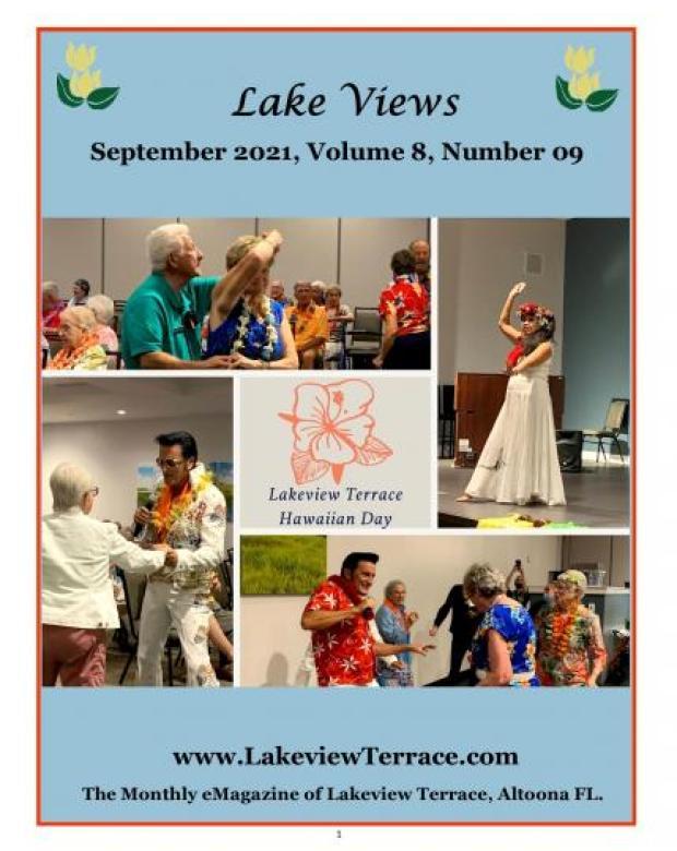 September 2021 Lake Views