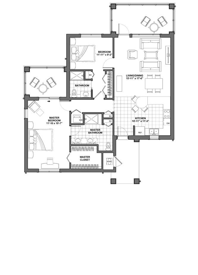 Hydra village floor plan village free download home plans ideas picture - Terras appartement lay outs ...