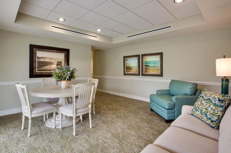 Tower Apartment Interior 01