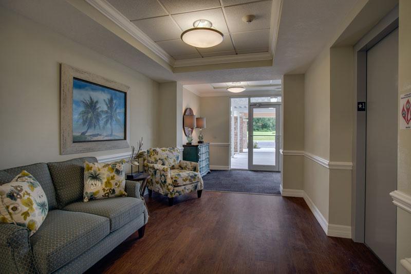 Tower Apartment Interior 05
